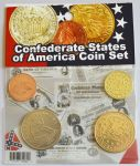 Confederate Replica Coins Set